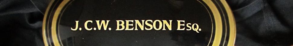JWBenson