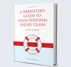 A guide to your personal injury claim Book