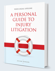 A personal guide to injury Litigation book